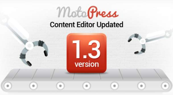 MotoPress version-1.3