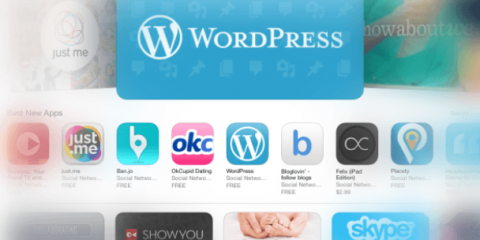 WordPress iOS 3.8.4