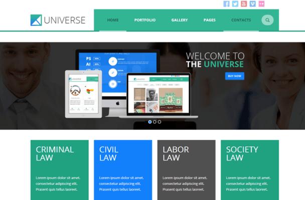 Universe Theme
