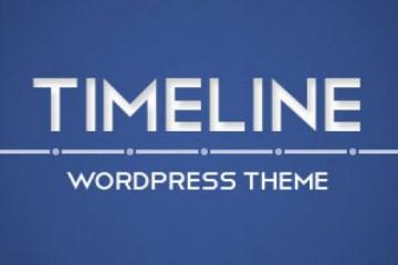 timeline-wordpress-theme