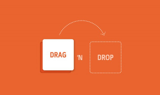 Drag and drop form builder