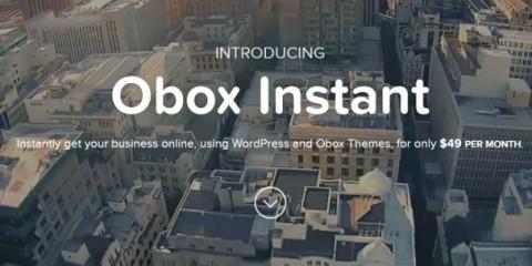 Obox Instant