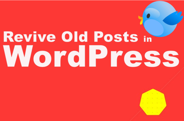 How to Revive Old Blog Posts in WordPress - Indexwp