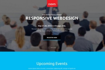 wordpress-event-theme