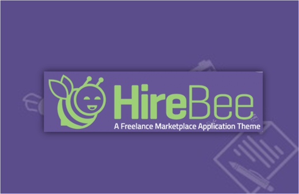 Hirebee theme