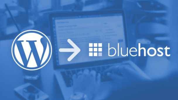 WordPress managed hosting by Bluehost