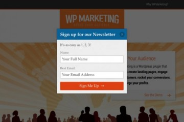 WP Marketing Plugin