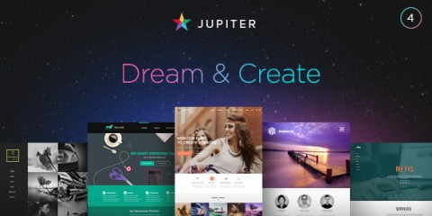 Jupiter Theme Review