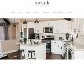 Swank Theme Review