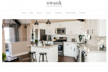 Swank Theme Review
