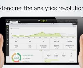 Ptengine: web analytics tool