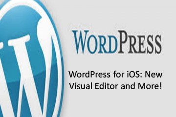 WordPress for iOS: New Visual Editor and More!