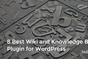 best wiki and Knowledge Base plugin for WordPress