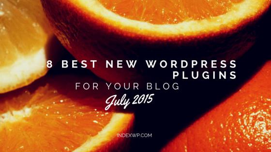 New WordPress Plugins