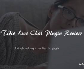 Tidio Live Chat Plugin Review