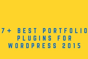 7+ Best Portfolio Plugins For WordPress 2015