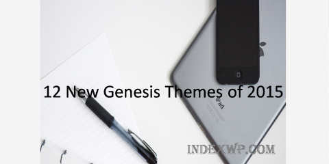 12 New Genesis Child Themes