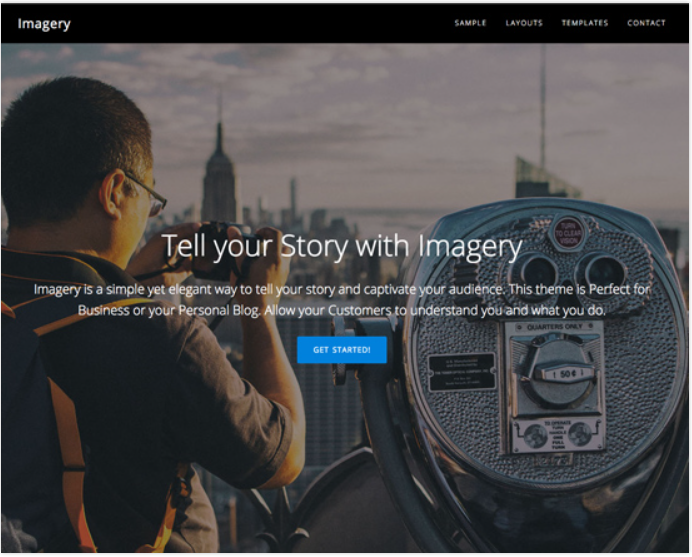 Imagery Theme Review