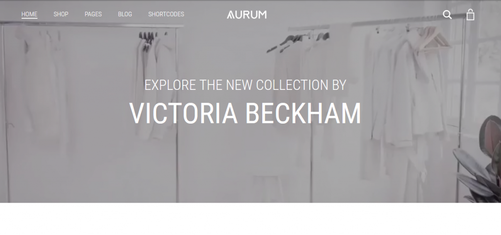 Aurum eCommerce Theme