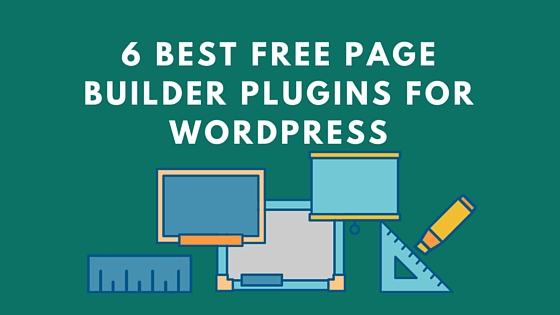 free page builder plugins for WordPress
