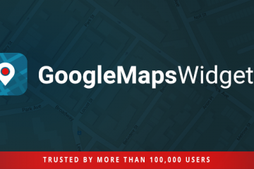 Google Maps Widget Plugin Review