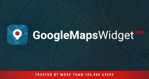 Google Maps Widget Plugin Review