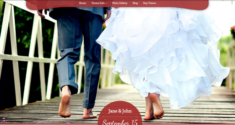 24+ Best Wedding WordPress Theme for 2017
